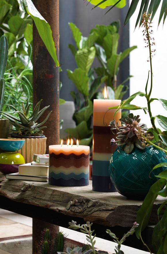MISSONI HOME FLAME TOTEM CANDLE E, Detail