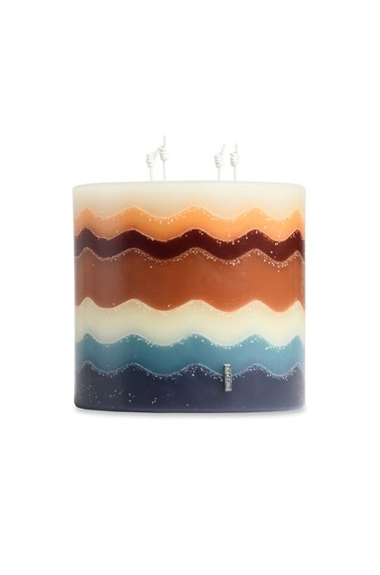 MISSONI HOME FLAME CANDELA Marrone E - Retro
