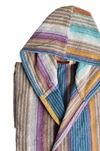 MISSONI HOME VIVIETTE BATHROBE E, Rear view