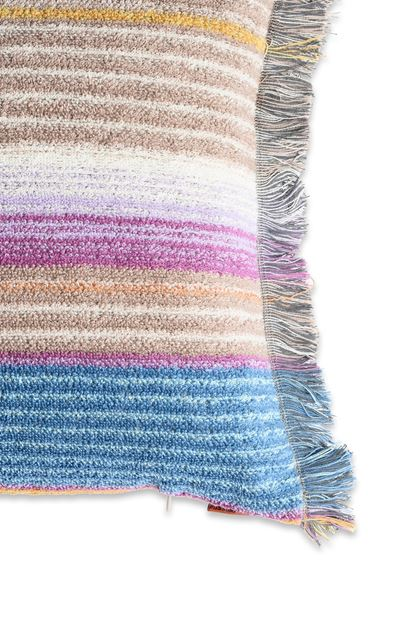 MISSONI HOME VIVIETTE CUSHION Khaki E - Front