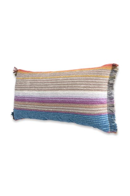 MISSONI HOME VIVIETTE CUSHION Khaki E - Back