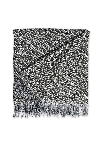 MISSONI HOME VIDAL THROW Black E - Back