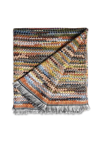 MISSONI HOME VENERE THROW Orange E - Back