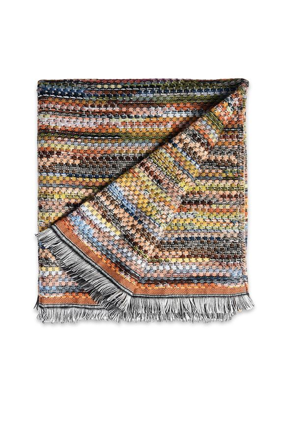 Plaids Unisex Missoni Simple Missoni Throw Blankets