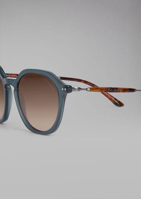 Солнцезащитные очки из матового ацетата