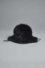 DSQUARED2 Canadian Heritage Faux Fur Baseball Cap Hat Man