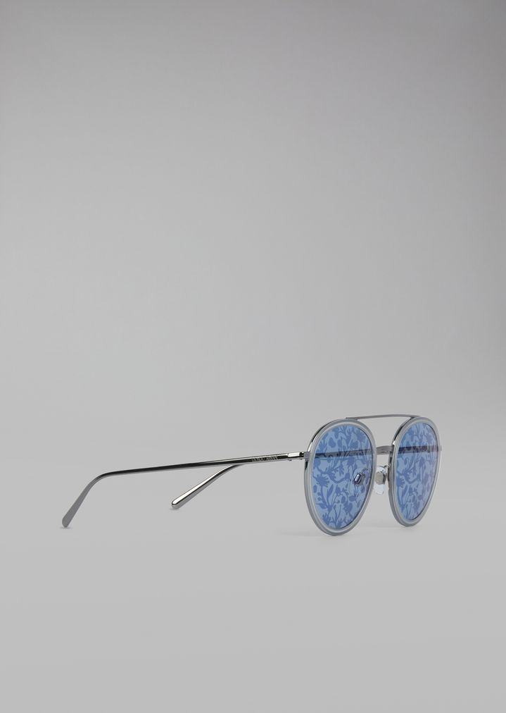 8caa732da26 Catwalk Sunglasses With Floral Lenses