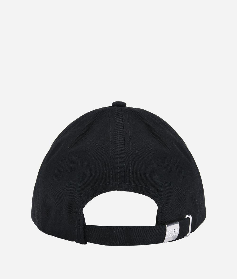 KARL LAGERFELD Casquette brodée K/Stripes Chapeau et bonnet Femme d