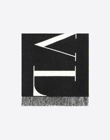 VALENTINO Shawl U 150x200 cm VLTN shawl   f
