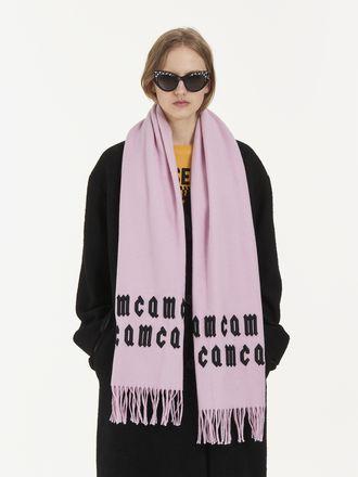 McQ Repeat 徽标围巾
