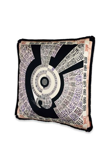 MISSONI HOME 16x16 in. Cushion E OROSCOPO CUSHION m