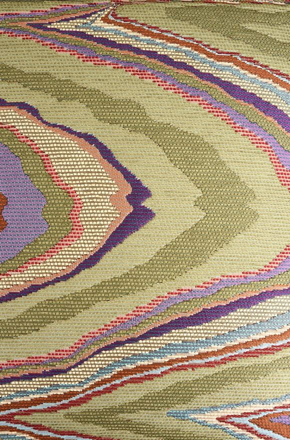 MISSONI HOME VALLAURIS CUSHION E, Product view without model