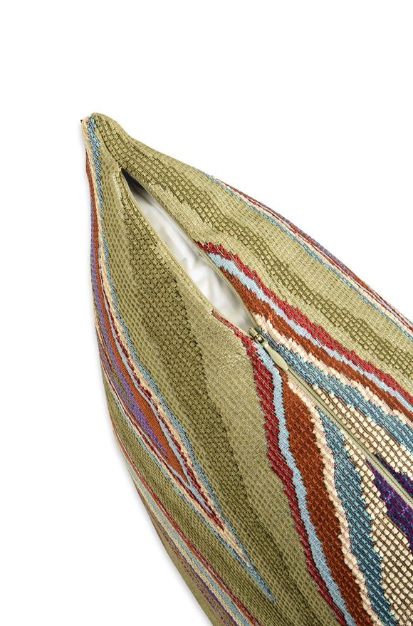 MISSONI HOME VALLAURIS CUSHION E, Side view