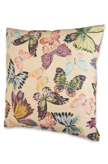 MISSONI HOME 24x24 in. Cushion E VIENTIANE CUSHION m