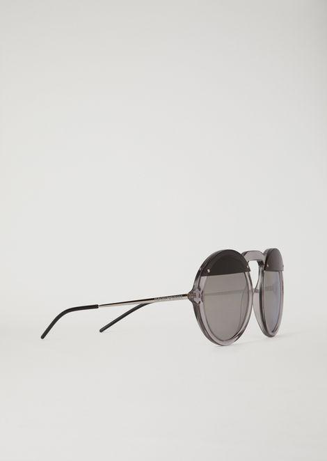 7572c1680bb7 Oversized round sunglasses
