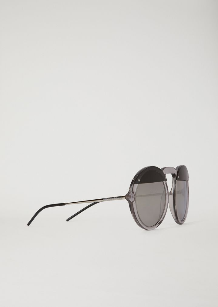 a55512d45039 Oversized round sunglasses