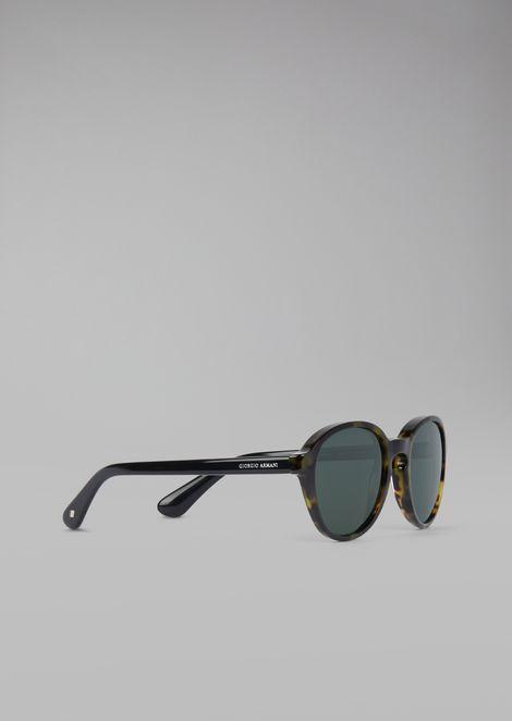 Gafas de sol con montura de dos colores
