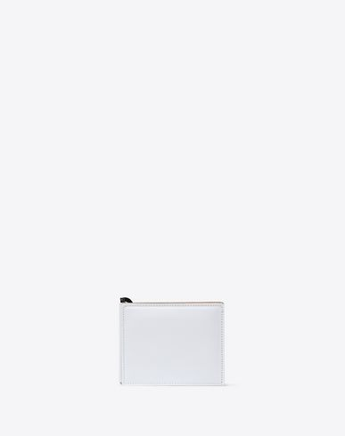 MAISON MARGIELA Wallet Man Calfskin wallet with coin pouch f
