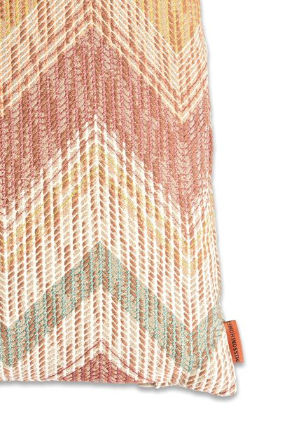 MISSONI HOME VALAIS CUSHION  Khaki E - Front