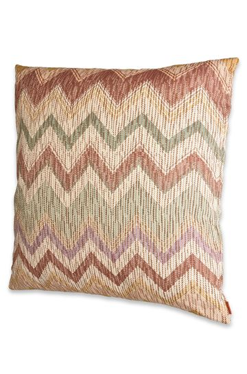 MISSONI HOME 24x24 in. Cushion E VALAIS CUSHION m