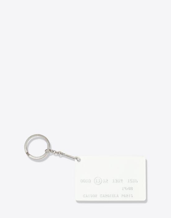 MAISON MARGIELA Metal keyring Document holder [*** pickupInStoreShippingNotGuaranteed_info ***] f