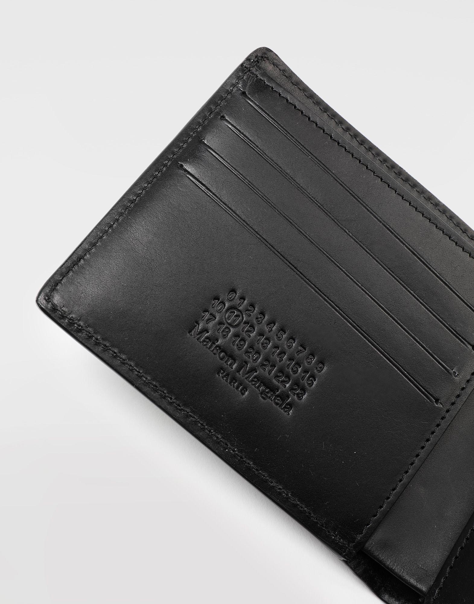 MAISON MARGIELA Calfskin wallet Wallets Man a
