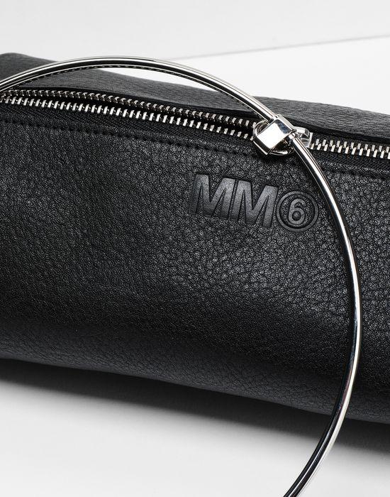 MM6 MAISON MARGIELA Ring leather pochette Wallet [*** pickupInStoreShipping_info ***] e
