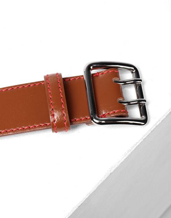 MM6 MAISON MARGIELA Calft leather belt Belt [*** pickupInStoreShipping_info ***] d