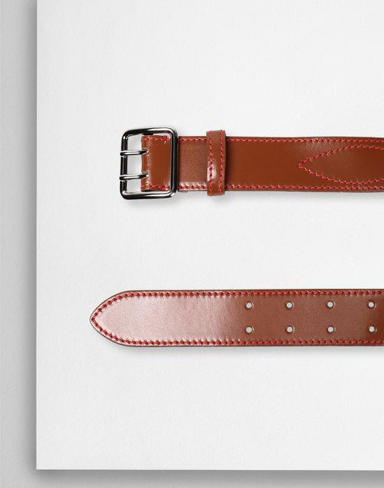 MM6 MAISON MARGIELA Calft leather belt Belt [*** pickupInStoreShipping_info ***] r