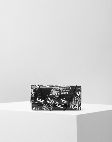 MM6 MAISON MARGIELA Wallets Woman PVC Wallet f