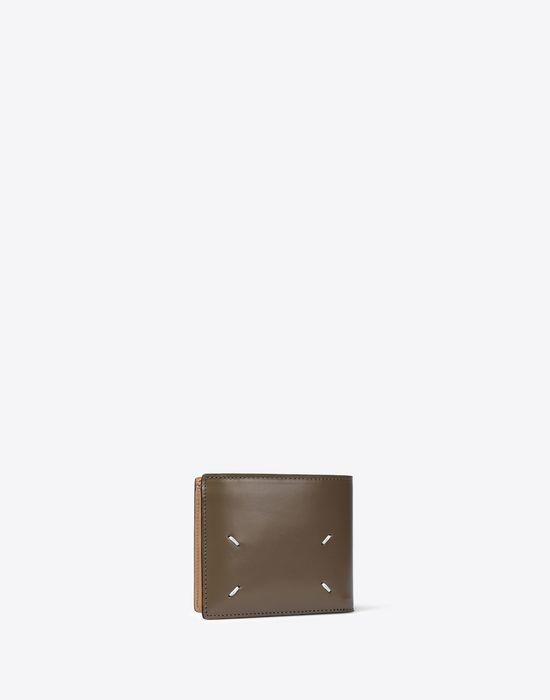 MAISON MARGIELA Classic calfskin wallet Wallet Man r