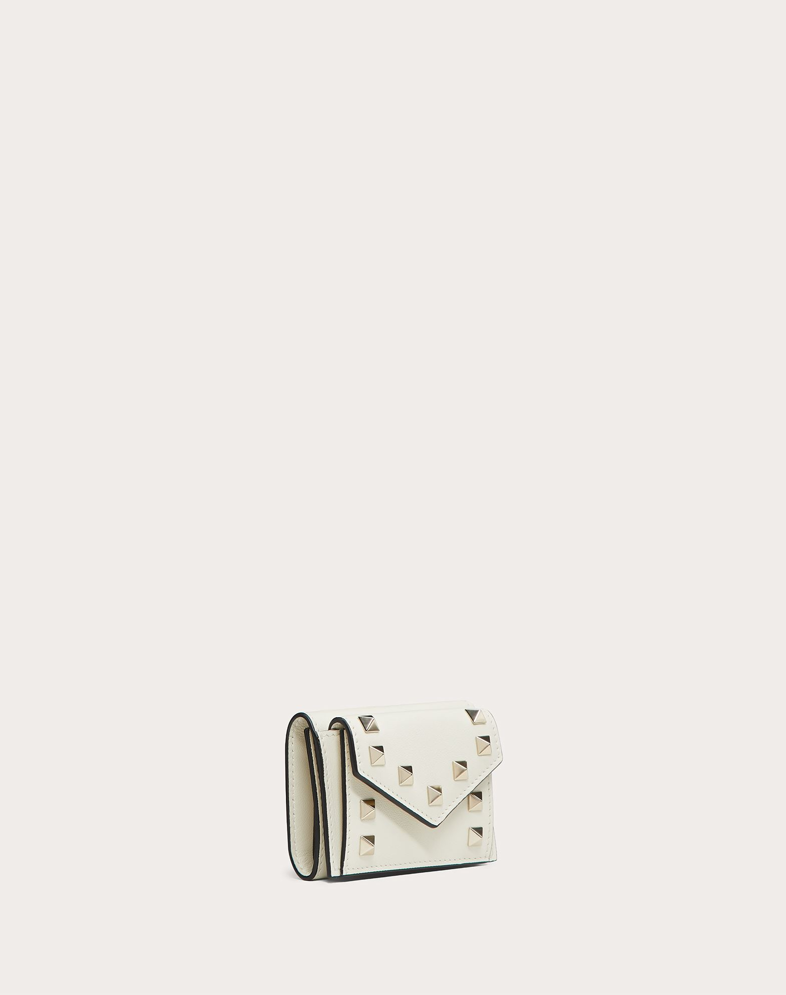 VALENTINO Studs Solid color Logo Snap button fastening  46590182is