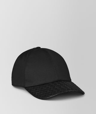 NERO COTTON/NAPPA HAT