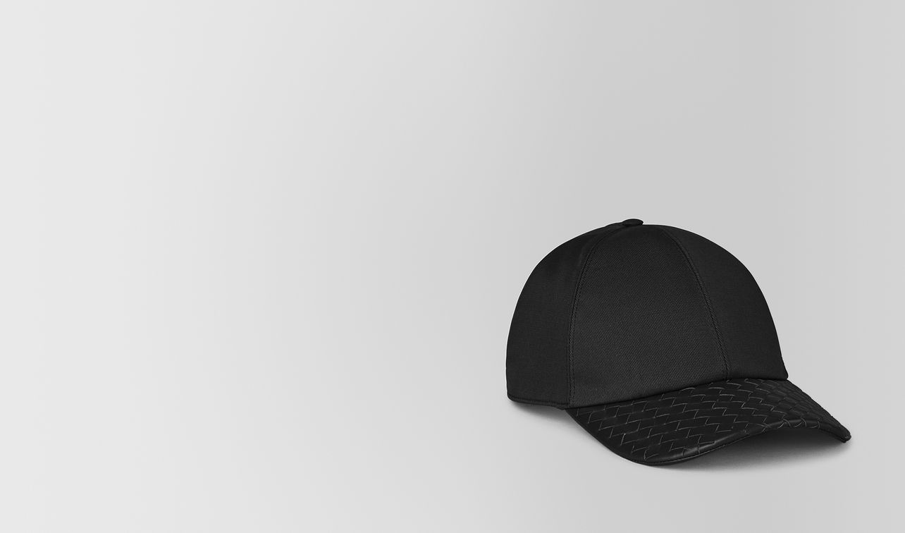 nero cotton/nappa hat  landing