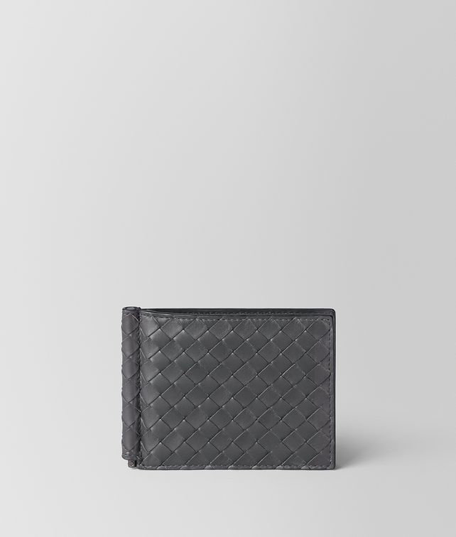 BOTTEGA VENETA ARDOISE INTRECCIATO VN WALLET  Small Wallet [*** pickupInStoreShippingNotGuaranteed_info ***] fp