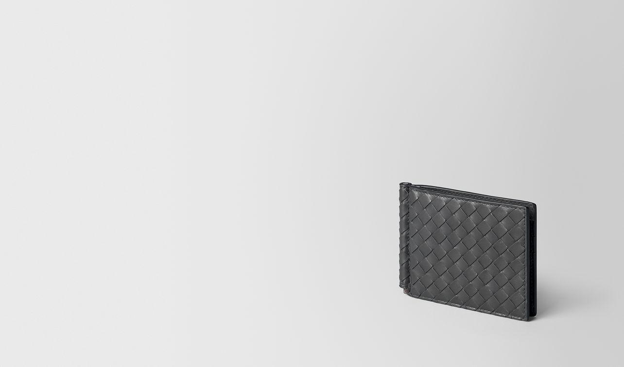 portemonnaie aus intrecciato vn in ardoise  landing