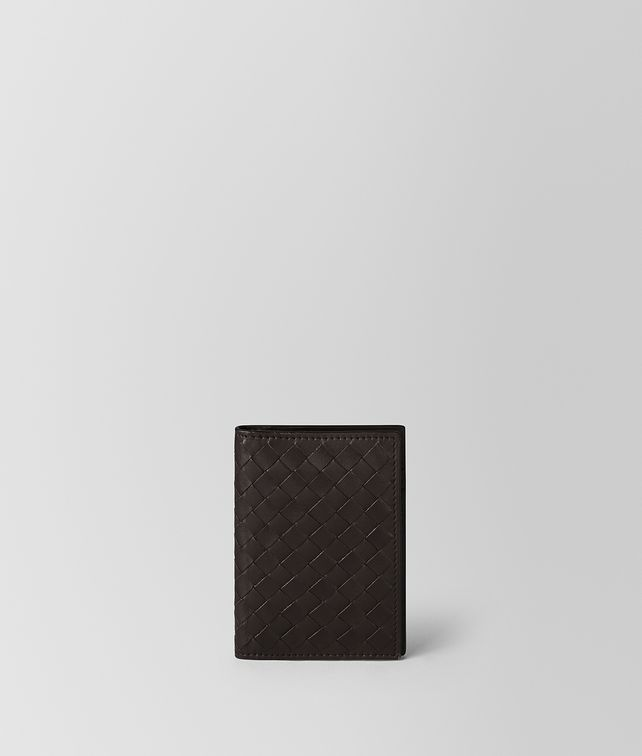 BOTTEGA VENETA ESPRESSO INTRECCIATO VN CARD CASE  Card Case or Coin Purse [*** pickupInStoreShippingNotGuaranteed_info ***] fp