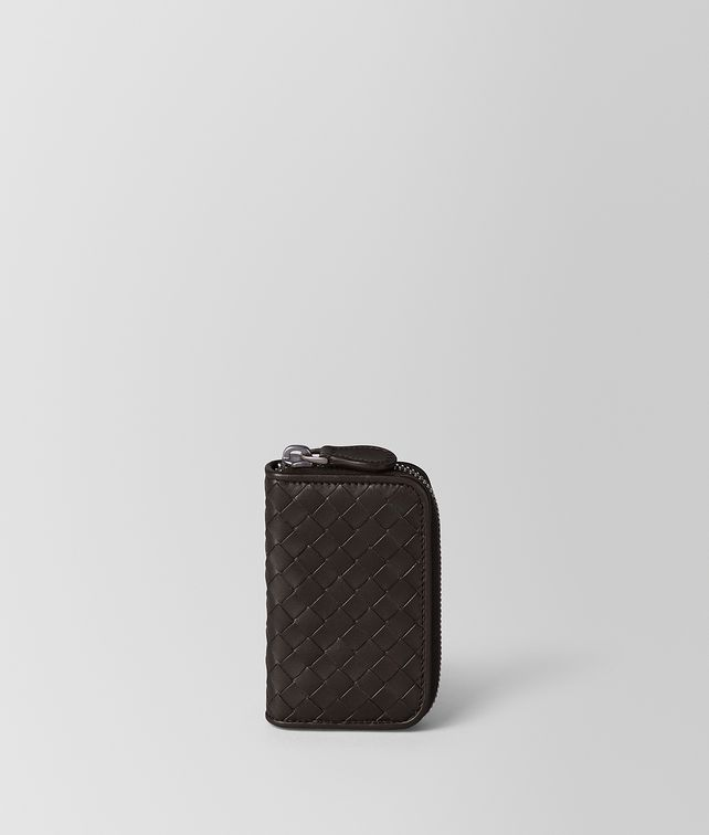 BOTTEGA VENETA ESPRESSO INTRECCIATO VN COIN PURSE  Card Case or Coin Purse [*** pickupInStoreShippingNotGuaranteed_info ***] fp
