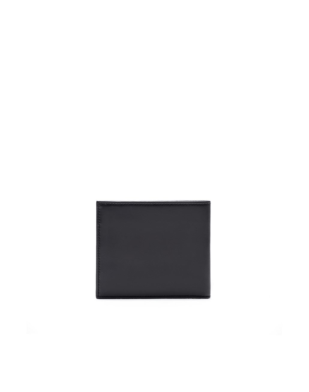 BRIONI Midnight Blue Calfskin Wallet Wallet Man d