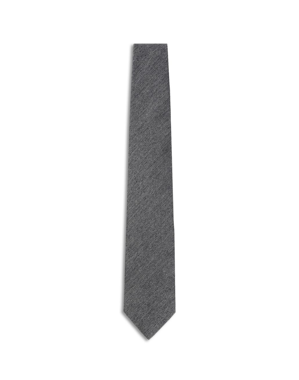 BRIONI Cravate gris graphite Cravate [*** pickupInStoreShippingNotGuaranteed_info ***] f