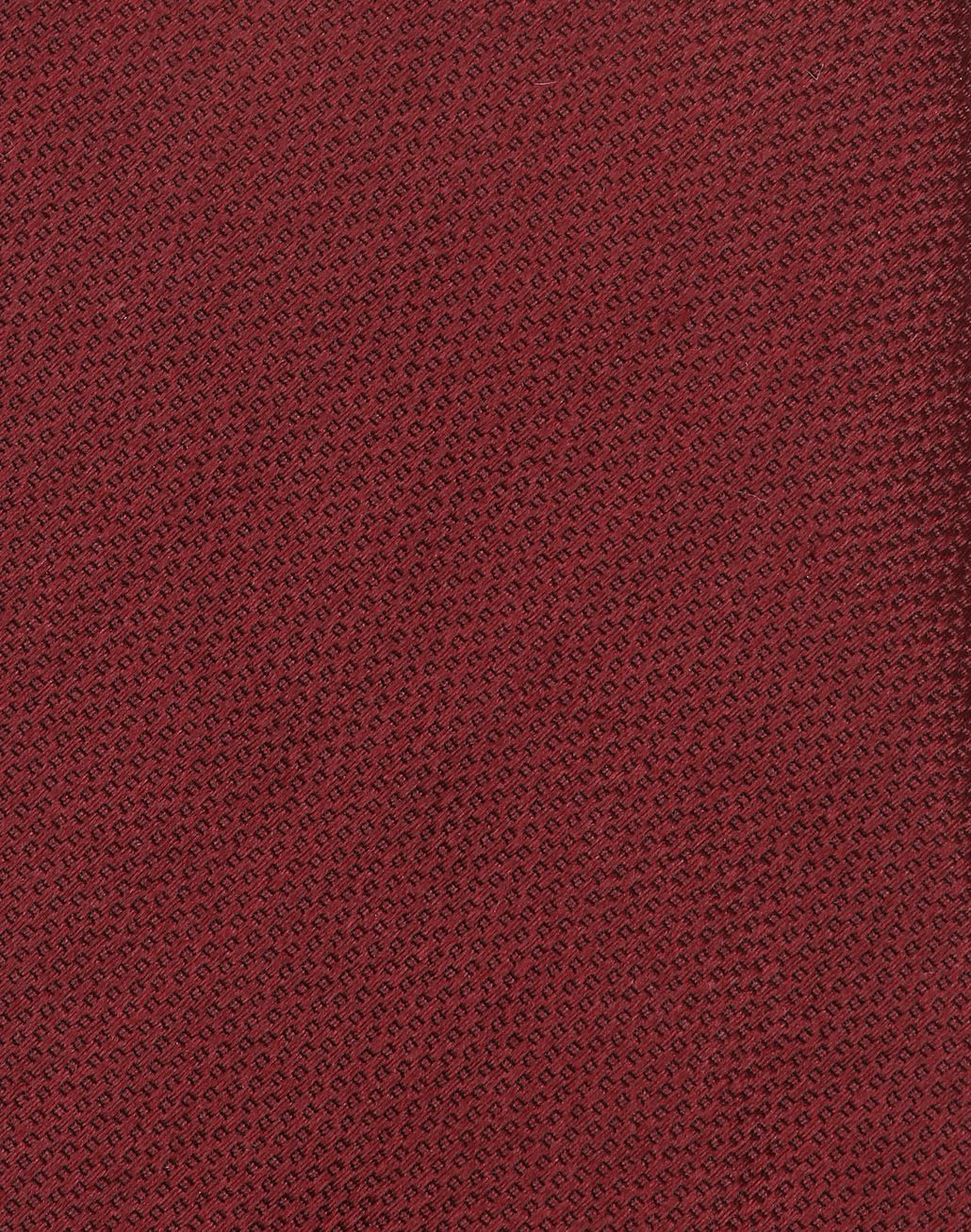 BRIONI Cravate tissée bordeaux Cravate Homme d