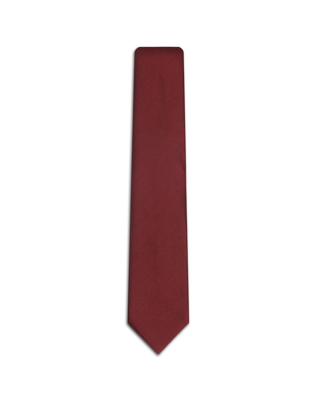 BRIONI Bordeaux Woven Tie Tie [*** pickupInStoreShippingNotGuaranteed_info ***] f