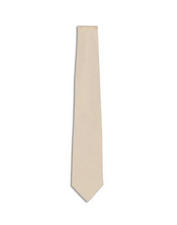 Champagne Twill Tie