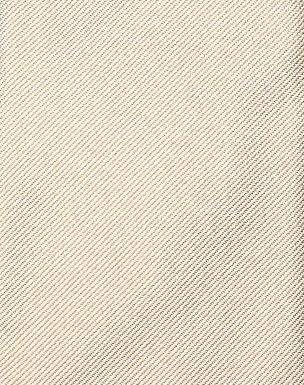 BRIONI Галстук с твиловым узором цвета шампанского Галстук [*** pickupInStoreShippingNotGuaranteed_info ***] e