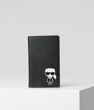 KARL LAGERFELD K/Ikonik Travel Wallet 9_f
