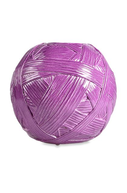 MISSONI HOME JAR_GOMITOLO VASE Purple E - Back