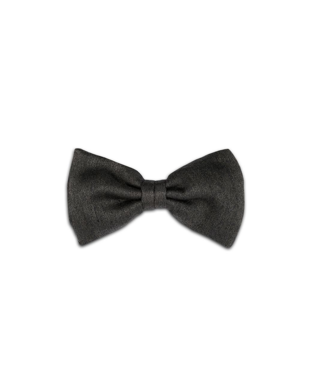 BRIONI Graphite Bow Tie Bow Ties & Cummerbunds Man f