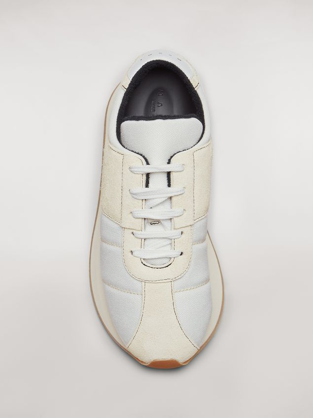 Marni Marni Big Foot Sneaker in leather Man - 4