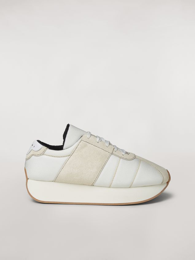 Marni Marni Big Foot Sneaker in leather Man - 1