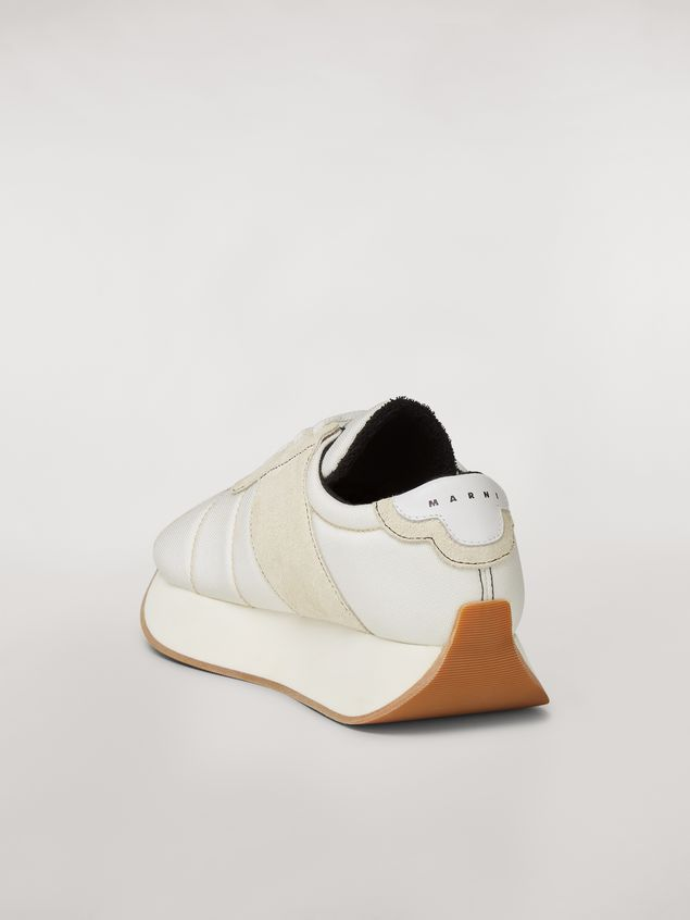 Marni Marni Big Foot Sneaker in leather Man - 3